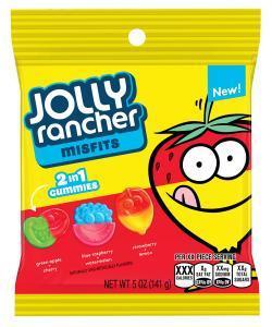 JOLLY RANCHER MISFITS PEG