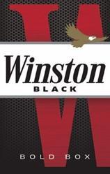 WINSTON FSC KS BLACK BOX