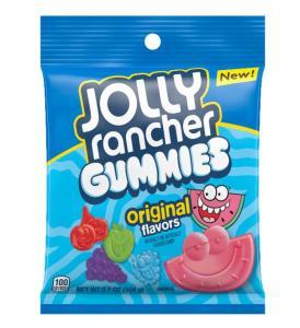 JOLLY RANCHER GUMMIES PEG      (12)